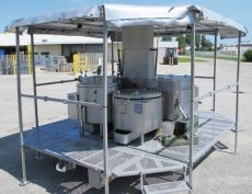 Platform Field Kitchen CRP 1000