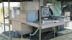 Dish-washing Trailer RLV 500