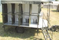 Hygiene Trailer RS 3500