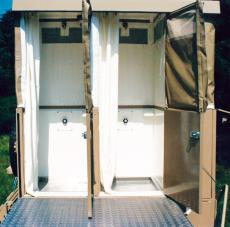Hygiene Trailer RS 2500