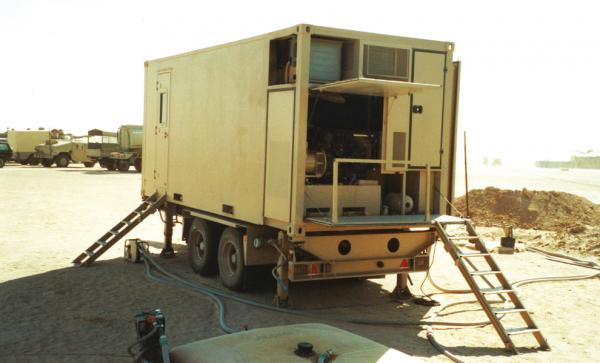 March U00e9 Military    Catering    Containers And Vehicles